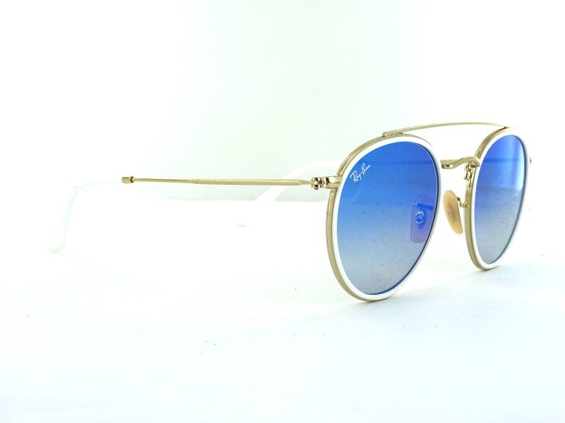Ray Ban RB3647 001/4O Sonnenbrille verglast 44Hqr