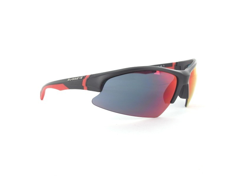Swiss Eye Flash 12241 Sonnenbrille Sportbrille 4xYmk